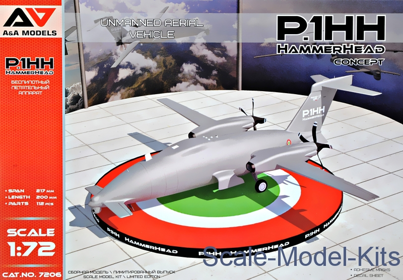 """P1.HH Hammerhead"" (Concept) Unmanned aerial vehicle"