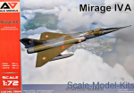 AAM7204 Mirage IV A (Strategic bomber)