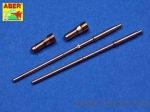 ABRA24-003 Set of 2 barrels for German aircraft 20mm machine guns MG151/20