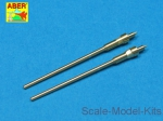 ABRA32-007 Set of 2 barrels for German aircraft 20mm machine guns MG 151/20