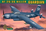 ACE72305 Grumman AF-2S/3S Killer Guardian