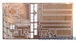 PE7249 Photo-etched set Mi-8T Interior set (for Zvezda kit)