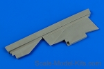 AIRES4654 Correct tail fin for MiG-23 MF/ML Flogger