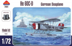 AIM7201 German seaplane He-60 C-D
