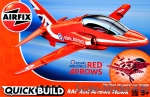 AIR-J6018 RAF Red Arrows Hawk (Lego assembly)