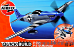AIR-J6046 P-51D Mustang (Quick Build)