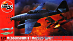 AIR04062 Messerschmitt Me 262B-1a