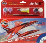 AIR55105 Gift set - Red Arrows Gnat