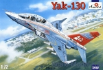 Trainer aircraft / Sport: Yak-130, Amodel, Scale 1:72