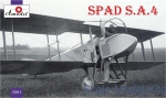 AMO7261 SPAD S.A.4 French WWI fighter
