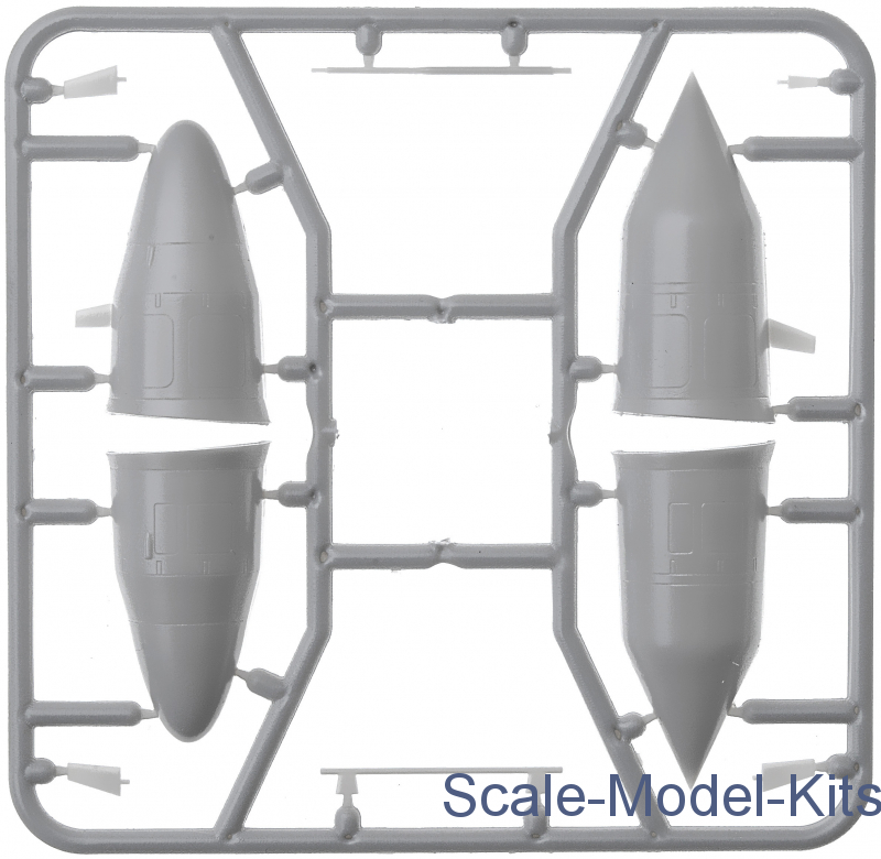 Canberra T Mk11 Amp Plastic Scale Model Kit In 1 72 Scale