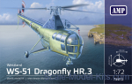 AMP72013 WS-51 Dragonfly HR/3 Royal Navy