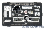 AMP7209 Photoetched set for MiG Ye-8, ART Model kit