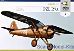 ARMA70008 Fighter PZL P.7a (Junior Set)