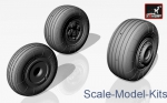 AR-AW32003 Sukhoj Su-25 Frogfoot wheels