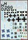 BD72024 Decal for Junkers Ju-88 decal (part 2)