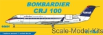 BPK14401 Bombardier CRJ 100 Delta Connection Comair
