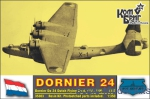 CG-A35303 Dornier Do 24 German Flying Boat, 1937 (1WL+1FH)