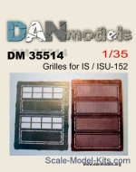 DAN35514 Grilles for IS/ISU-152