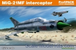 Fighters: MiG-21MF interceptor (Profipack Edition), Eduard, Scale 1:72