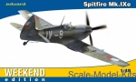 EDU-084138 Spitfire Mk.IXe, Weekend edition