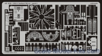 EDU-48439 Photoetched set 1/48 C6N1 Saiun / Myrt, for Hasegawa kit