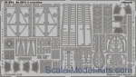 EDU-48894 Photoetched set for Ju 88A-4 exterior, ICM kit