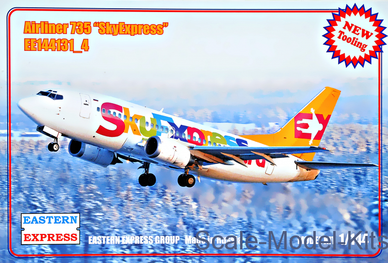 Airliner 735 SkyExpress