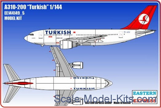 "Airbus A310-200 ""Turkish"""