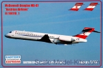 EE144110-01 Civil airliner MD-87, Austrian airlines