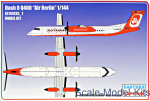EE144135-01 Civil airliner Dash 8 Q400