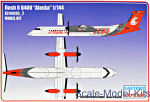 EE144135-02 Civil airliner Dash 8 Q400