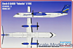 EE144135-09 Civil airliner Dash 8 Q400