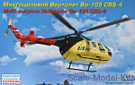 EE72143 Multipurpose helicopter Bo-105 CBS-4