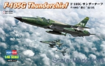 Fighters: F-105G Thunderchief, Hobby Boss, Scale 1:48