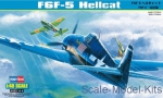 Fighters: F6F-5 Hellcat, Hobby Boss, Scale 1:48