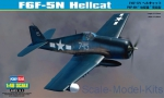 "Fighters: F6F-5N ""Hellcat"", Hobby Boss, Scale 1:48"