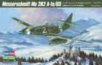 Fighters: Me 262 A-1a/U3, Hobby Boss, Scale 1:48