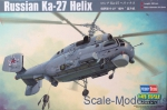 Helicopters: Russian Ka-27 Helix, Hobby Boss, Scale 1:48