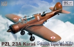 IBG72505 PZL 23A Karas Polish Light Bomber