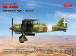 ICM32023 CR. 42AS, Italian World War II fighter-bomber