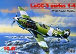 ICM48091 LAGG-3 series 1 WWII Soviet fighter