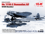 ICM48266 He 111H-3 Romanian AF, WWII Bomber