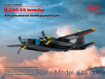 ICM48284 B-26С-50 Invader American Bomber (Korean War)