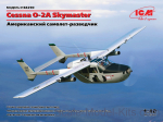 ICM48290 Cessna O-2A Skymaster, American Reconnaissance Aircraft