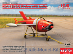 ICM48400 KDA-1 (Q-2A) Firebee with trailer