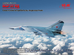 ICM72177 MiG-25PD, Soviet fighter-interceptor