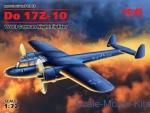 ICM72303 Dornier Do 17Z-10, WWII German night fighter