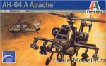 Helicopters: AH-64 Apache, Italeri, Scale 1:72