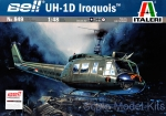 IT0849 Helicopter UH-1D Iroquois